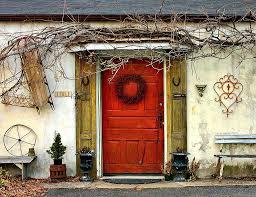 Red Door A Picture Gallery Of Red Front Doors