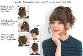 japanese hairstyle and colour 2015 kawaii hairstyles that will make anyone feel cute