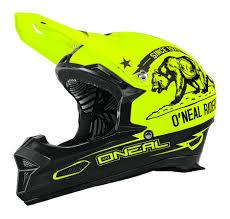 oneal motocross helmet o u0027neal fury rl california helmet full face helmets kustom bikes