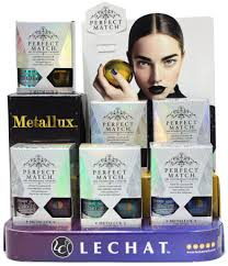 Perfect Match Colors Perfect Match U2013 Metallux Collection Lechat Nails