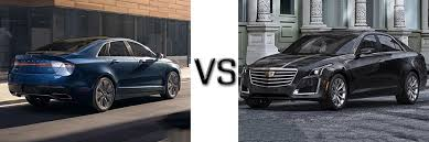lincoln mks vs cadillac xts lincoln mkz vs cadillac cts