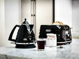 Toasters Delonghi Electric Kettle And Toaster Set Delonghi Brillante 4 Slice Toaster