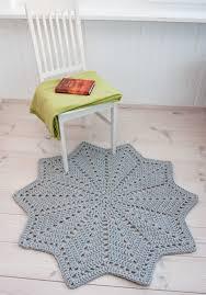 grey star shaped doily rug handmade rug cotton rug crochet grey star shaped doily rug handmade rug cotton rug crochet carpet lace