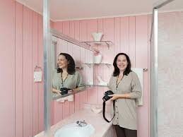 Pink Tile Bathroom Reasons To Love Retro Pink Tiled Bathrooms Hgtv U0027s Decorating