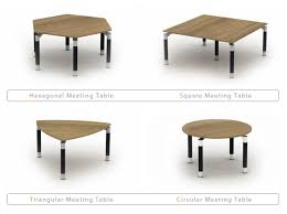 Circular Meeting Table Reunion Tulip Base Meeting Tables Genesys Office Furniture