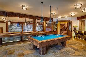 rustic pool table lights billiard room lights log pool table light billiard rustic pool