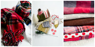 how to wrap gifts with textiles the kim six fix