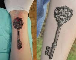 wonderful skeleton key tattoos design ideas for tattoomagz
