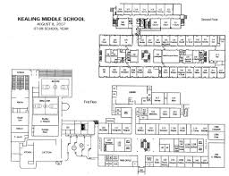 the middle house floor plan house and home design