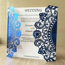 Royal Blue Wedding Invitation Cards Compare Prices On Blue Invitation Online Shopping Buy Low Price