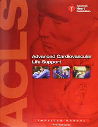 advanced cardiovascular life support provider manual elizabeth