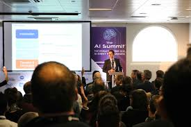 the ai summit london expo the world u0027s number one ai event for