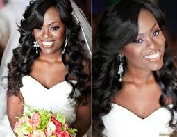 nigeria wedding hair style wedding hairdos exles bridal hairstyles medium hair styles