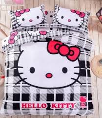 Hello Kitty Duvet Hello Kitty Full Size Bedding Sets My Kawaii Home