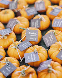 fall wedding 34 festive fall wedding favor ideas martha stewart weddings