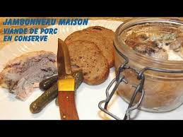 cuisiner un jambonneau jambonneau maison conserve de viande de porc conserves