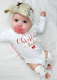 my christmas baby girl my christmas baby girl christmas by babymaeboutique