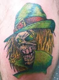 leprechaun tattoos and designs page 4