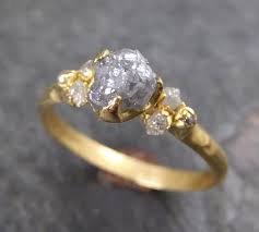 gold wedding rings custom 18k diamond engagement ring gold wedding ring