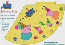 peppa pig free printable party mini kit parties