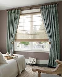Shade Curtains Decorating Bedroom Drapes And Shade Drapes Curtains Pinterest