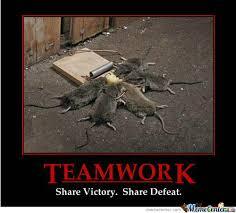 Teamwork Memes - teamwork by oswald meme center