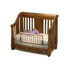 Convertible Crib Toddler Bed Rail Kidco Convertible Crib Bed Rail Finish
