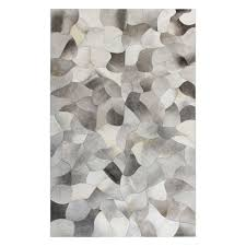 Faux Cowhide Rugs Flooring Stylish Patchwork Cowhide Rug For Your Home Interior