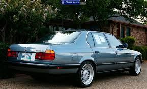 1990 bmw 7 series 1990 bmw 7 series e32 sedan photos specs and allcarmodels