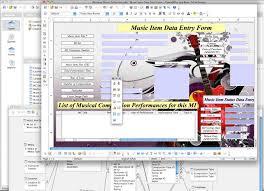 Free Open Office Resume Templates Aqua Screenshots Apache Openoffice Wiki