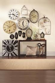 Decorative Wall Clocks For Living Room 25 Best Oversized Wall Clocks Ideas On Pinterest Rustic Wall