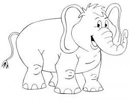21 elephant coloring pages kids images