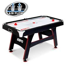 air powered hockey table espn 5 air powered hockey table reviews wayfair ca