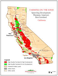 Concord California Map Farming On The Edge American Farmland Trust