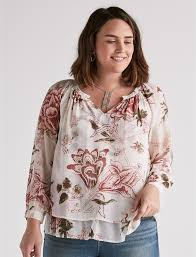 plus size blouses white plus size blouses and button downs lucky brand