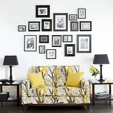 livingroom wall cheap decorating ideas for living room walls of living room