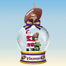 minnesota vikings snow globe ornaments your 1st one is free