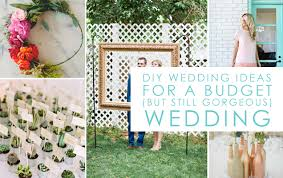 inexpensive wedding ideas wedding resource