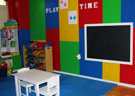 kids room painting ideas decorations fun colorful kids bedroom painting decor with track