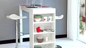 cuisine table haute table haute avec tabouret pour cuisine table haute de cuisine et