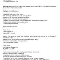 Sample Delivery Driver Resume by Best Armored Truck Delivery Driver Resume Sample Expozzer