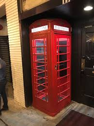 Phone Booth Bookcase Fantastic Bars And Where To Find Them Atlanta U0027s Secret Bars