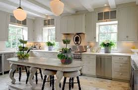 oval kitchen islands kitchen island variations