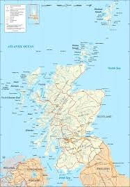 map of scotland and file scotland map en jpg wikimedia commons