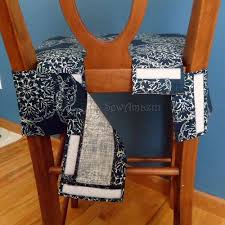 Diy Dining Room Chair Covers by Best 25 Chair Seat Covers Ideas On Pinterest Dining Room Chair