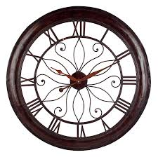 amazon com imax 1003 oversized wall clock home u0026 kitchen