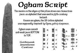 anam cara symbol ogham celtic writing celtic jewellery anam cara rings pendant