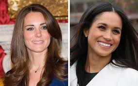 Seeking Megan How Meghan Markle S Engagement Ring Compares To Kate Middleton S