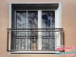 franzã sischer balkon edelstahl metallbau treiber hausner französische balkone