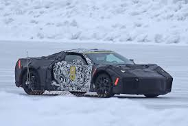 cadillac with corvette engine the mid engine corvette really is happening gear patrol